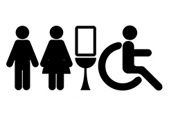 Kundentoilette