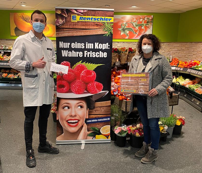 Spendenübergabe KiTa mini-Nest Freudenstadt